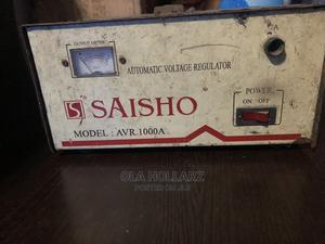 Saisho Voltage Stabiizer / Regulator | Home Appliances for sale in Abuja (FCT) State, Kubwa