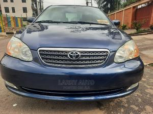 Toyota Corolla 2008 1.8 LE Blue | Cars for sale in Lagos State, Ikeja