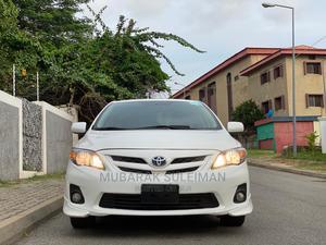 Toyota Corolla 2013 White | Cars for sale in Abuja (FCT) State, Jahi