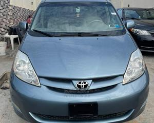 Toyota Sienna 2007 XLE 4WD Blue   Cars for sale in Lagos State, Surulere