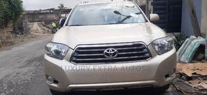 Toyota Highlander 2009 Sport 4x4 Gold | Cars for sale in Lagos State, Ikeja