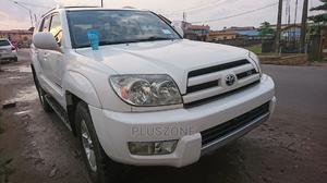 Toyota 4-Runner 2004 White | Cars for sale in Lagos State, Isolo