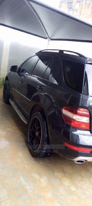 Mercedes-Benz M Class 2011 Black | Cars for sale in Lagos State, Ojodu