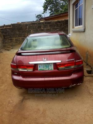 Honda Accord 2005 Red   Cars for sale in Anambra State, Awka