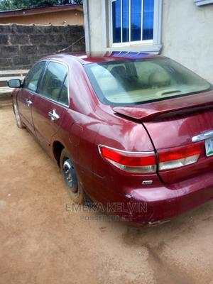 Honda Accord 2005 Red | Cars for sale in Anambra State, Awka