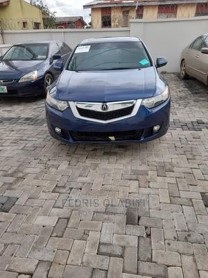 Acura TSX 2009 Automatic Blue | Cars for sale in Oyo State, Ibadan