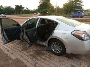 Nissan Altima 2007 2.5 Silver | Cars for sale in Abuja (FCT) State, Apo District