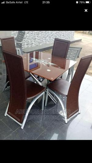 Luxury Glass Dining Table | Furniture for sale in Lagos State, Ojo