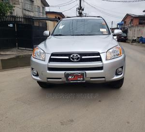 Toyota RAV4 2010 3.5 Limited Silver   Cars for sale in Lagos State, Surulere