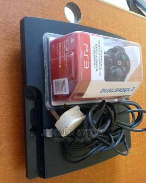 Sony Playstation 3 Slim With One Pad and Ten Games Inside. | Video Game Consoles for sale in Lagos State, Lekki