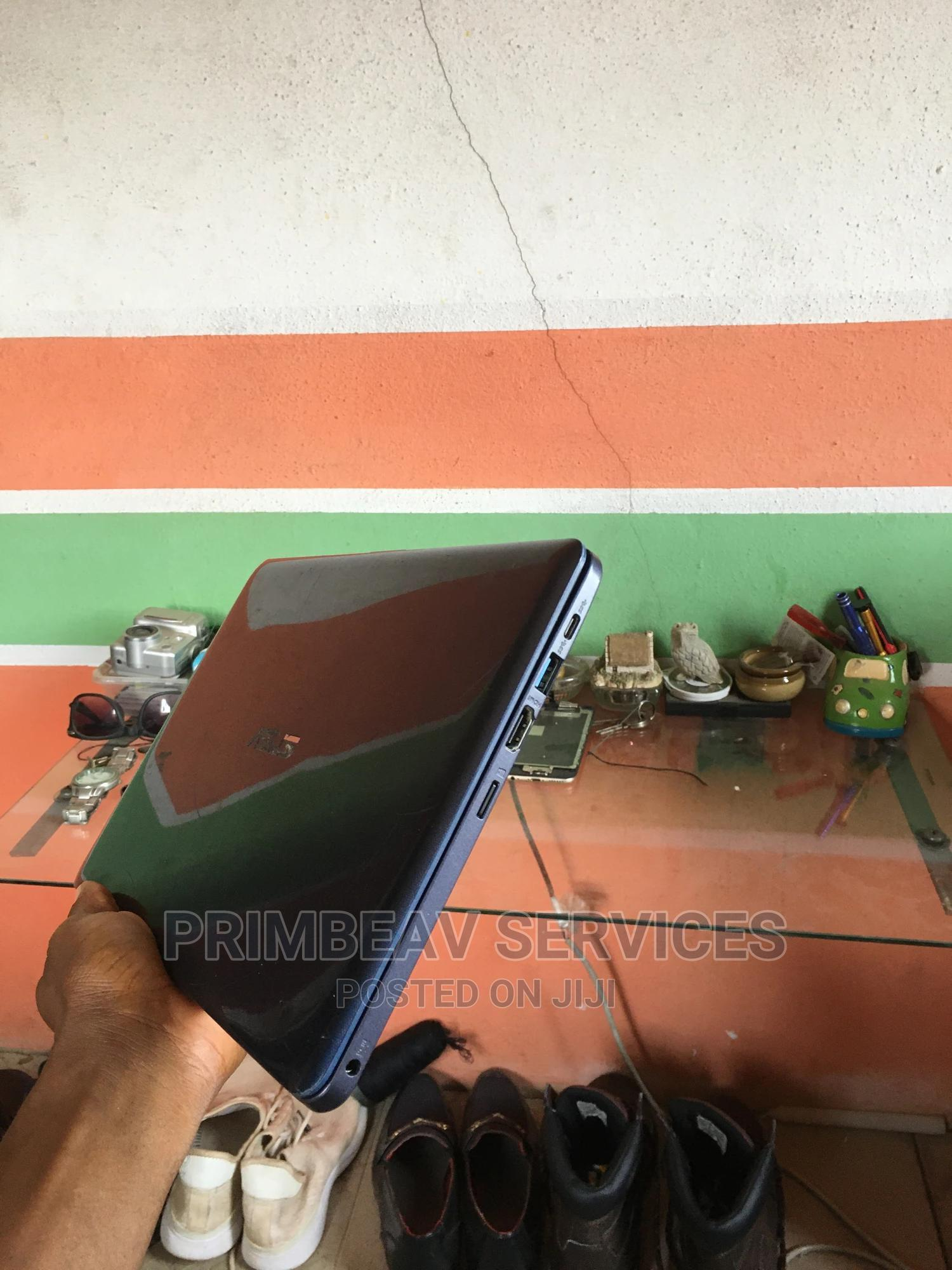 Laptop Asus VivoBook E12 E203NAH 2GB Intel Core 2 Quad SSD 60GB | Laptops & Computers for sale in Isolo, Lagos State, Nigeria