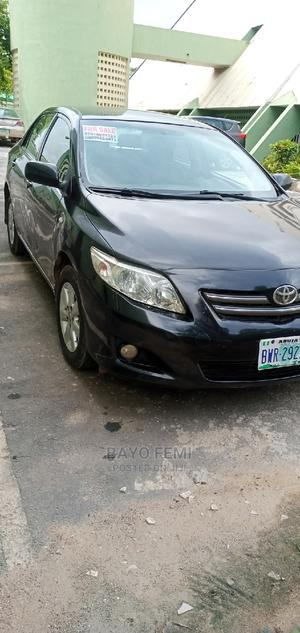 Toyota Corolla 2009 Black | Cars for sale in Oyo State, Oluyole