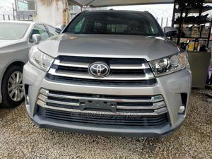 Toyota Highlander 2017 Gray | Cars for sale in Lagos State, Oshodi
