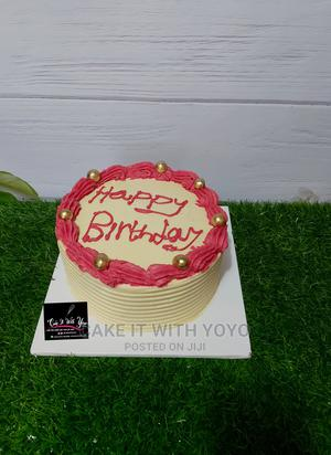 Buttercream Cake | Meals & Drinks for sale in Lagos State, Ibeju