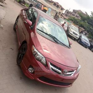 Toyota Corolla 2013 Red | Cars for sale in Delta State, Oshimili South