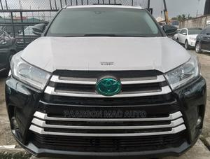 Toyota Highlander 2020 XLE AWD Black | Cars for sale in Lagos State, Amuwo-Odofin