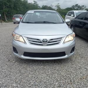 Toyota Corolla 2013 Silver | Cars for sale in Abuja (FCT) State, Katampe