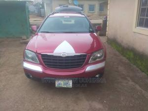 Chrysler Pacifica 2007 Red   Cars for sale in Plateau State, Jos