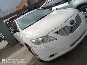Toyota Camry 2007 2.3 White | Cars for sale in Lagos State, Agege