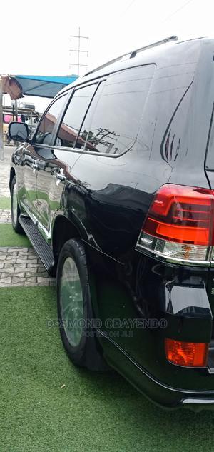New Toyota Land Cruiser 2020 4.6 V8 GXR Black   Cars for sale in Lagos State, Lekki