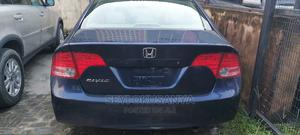 Honda Civic 2006 1.8 Sport Automatic Blue | Cars for sale in Lagos State, Surulere