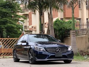 Mercedes-Benz C43 2017 Blue   Cars for sale in Abuja (FCT) State, Central Business District
