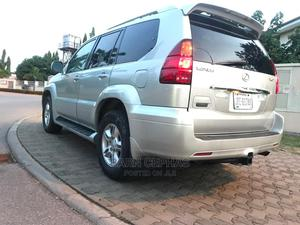 Lexus GX 2005 470 Sport Utility Gold   Cars for sale in Abuja (FCT) State, Central Business Dis
