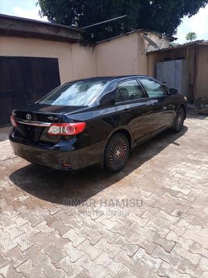 Toyota Corolla 2013 Black | Cars for sale in Kaduna State, Kaduna / Kaduna State