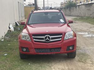 Mercedes-Benz GLK-Class 2010 350 4MATIC Red   Cars for sale in Lagos State, Lekki
