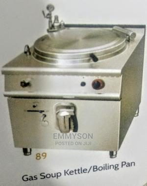 Gas Soup Kettle Boiling Pan 150L   Restaurant & Catering Equipment for sale in Lagos State, Ojo