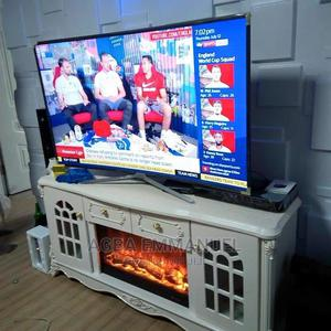 Royal TV Bench With Fire Plate | Furniture for sale in Lagos State, Lekki