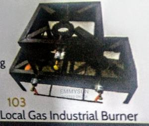 Local Gas Industrial Burner Single | Restaurant & Catering Equipment for sale in Lagos State, Ojo