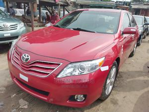 Toyota Camry 2007 Red   Cars for sale in Lagos State, Apapa