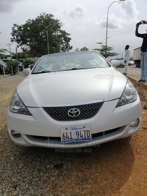 Toyota Solara 2006 White | Cars for sale in Abuja (FCT) State, Gwarinpa