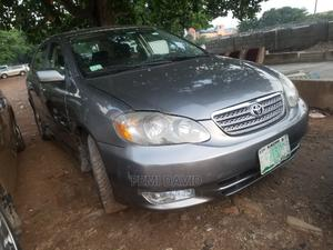 Toyota Corolla 2004 Gray | Cars for sale in Lagos State, Magodo