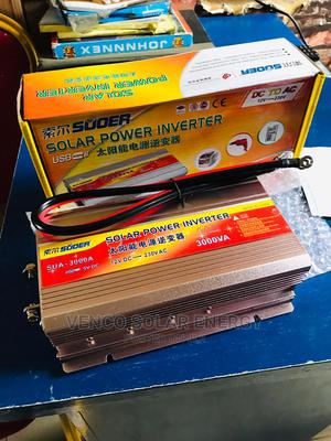 3000A 12v Inverter Battery | Electrical Equipment for sale in Lagos State, Oshodi
