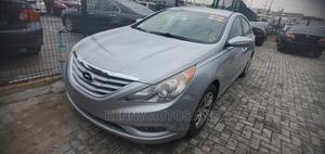 Hyundai Sonata 2011 Silver | Cars for sale in Lagos State, Lekki