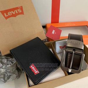 Men'S Belt and Wallet or Men Gift Pack | Clothing Accessories for sale in Lagos State, Magodo