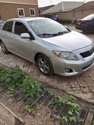 Toyota Corolla 2010 Silver | Cars for sale in Abuja (FCT) State, Kubwa