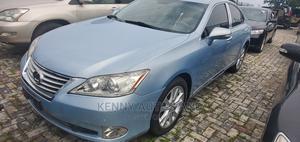 Lexus ES 2010 350 Blue | Cars for sale in Lagos State, Lekki