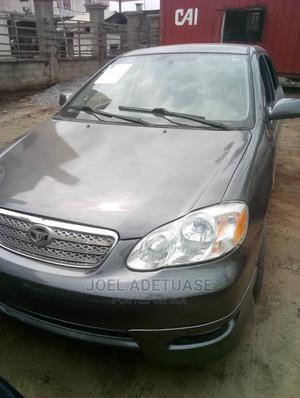 Toyota Corolla 2007 S Gray | Cars for sale in Lagos State, Ajah