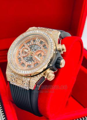 HUBLOT Luxury Wrist Watch for Bosses | Watches for sale in Lagos State, Lagos Island (Eko)
