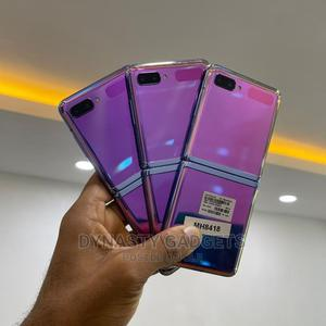 Samsung Galaxy Z Flip 256 GB Purple | Mobile Phones for sale in Lagos State, Ikeja