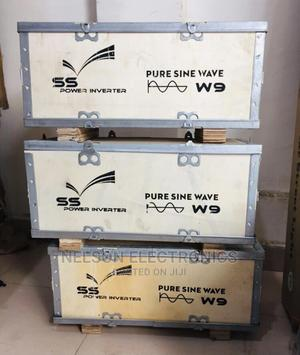 Ss Power Pure Sine Wave Inverter 2.5kva 12v With Warranty   Solar Energy for sale in Lagos State, Ikeja