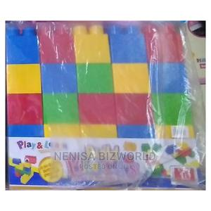 Big XXL Educational Learning Building Blocks Bricks For Kids | Toys for sale in Lagos State, Kosofe