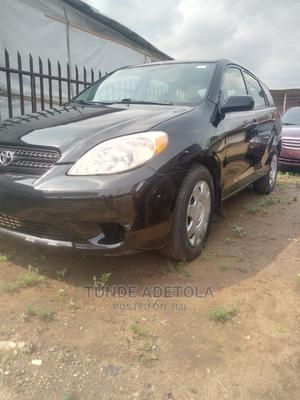 Toyota Matrix 2007 Black   Cars for sale in Rivers State, Port-Harcourt