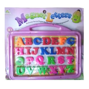 Kids Educational Learning Magnetic Alphabet Letters   Toys for sale in Lagos State, Kosofe