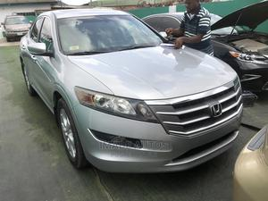 Honda Accord CrossTour 2012 EX-L Silver | Cars for sale in Lagos State, Ogba