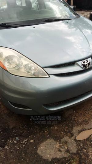Toyota Sienna 2006 Gray | Cars for sale in Lagos State, Oshodi