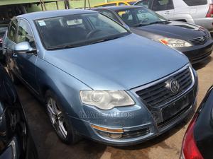 Volkswagen Passat 2008 2.0 TFSi Comfortline Blue | Cars for sale in Lagos State, Ogba